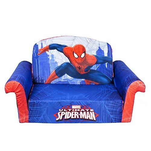 mini sofa de juguete marshmallow spiderman 80cm x 60cm