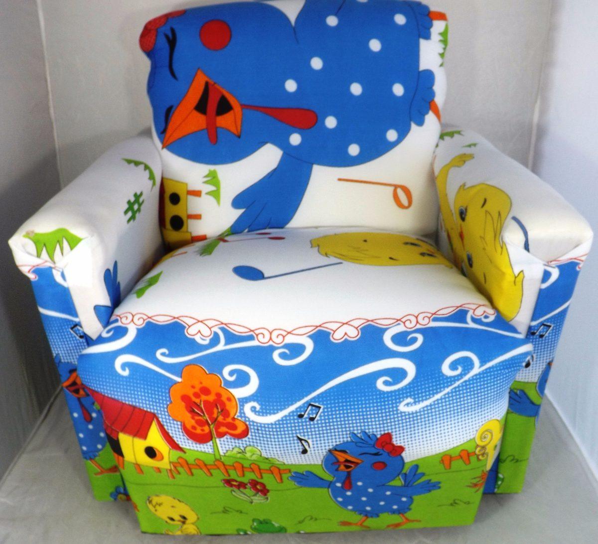 Mini Sofa Infantil Poltronas Sofazinho Cadeira Peppa