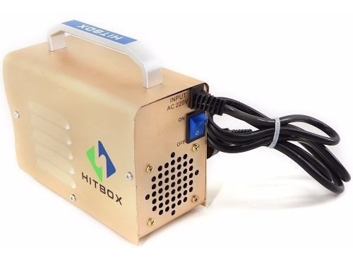 mini soldadora eléctrica portátil 10-140 a mma stick vrd o.h