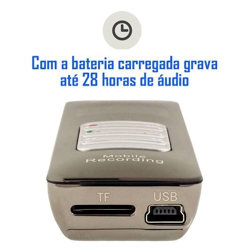 mini som portatil captador de audio equipamentos detetive