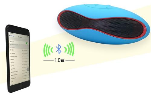 mini speaker altavoz inalámbrico hi-fi bluetooth portátil
