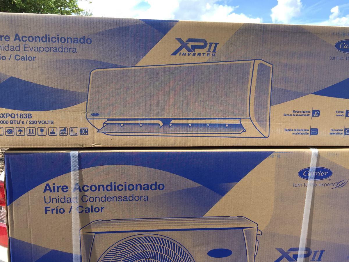 Mini Split Inverter Carrier 1 5 Toneladas X Power Plus 2