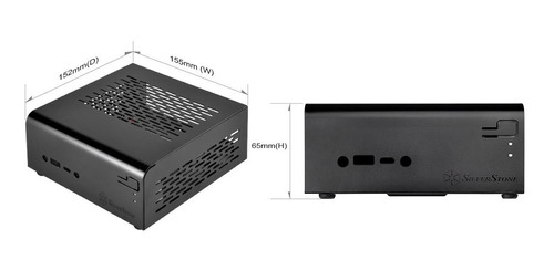 mini stx, i5 7500t asus m.2 x4 de 256gb e hd 500gb