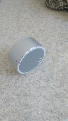 mini subwoofer xiaomi bluetooth 2w 4h on