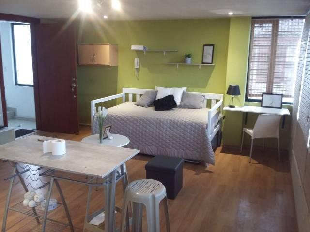 mini suite (tipo estudio) al norte de quito