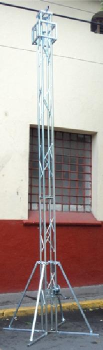 Mini support acero galvanizado estructuras 20x20 - Acero galvanizado precio ...