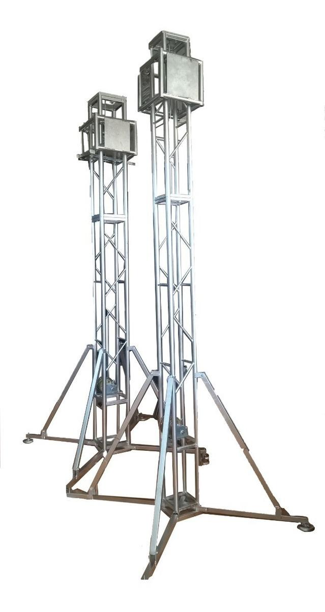 Mini Support Soporte De 5 Mts Estructuras 20x20 Escenarios