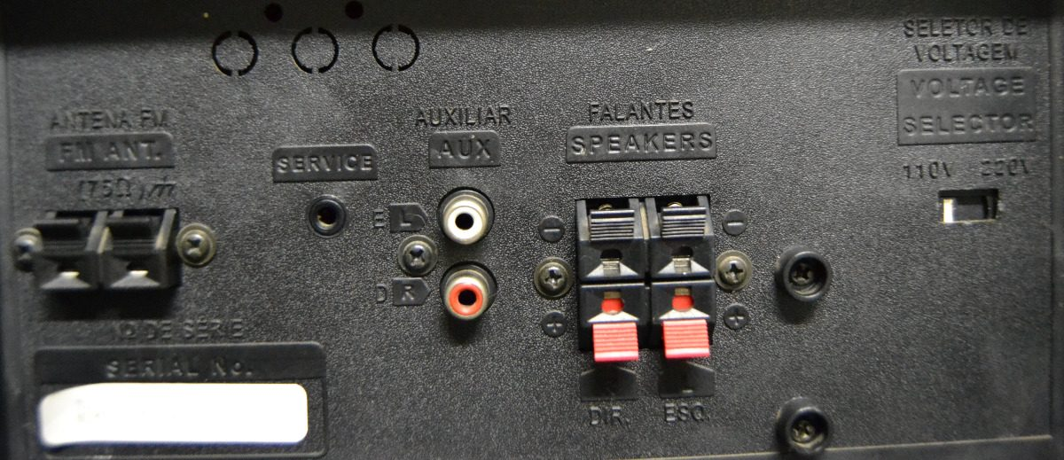 Mini System Cce (3 Cdu0027s Duplo Deck) ...