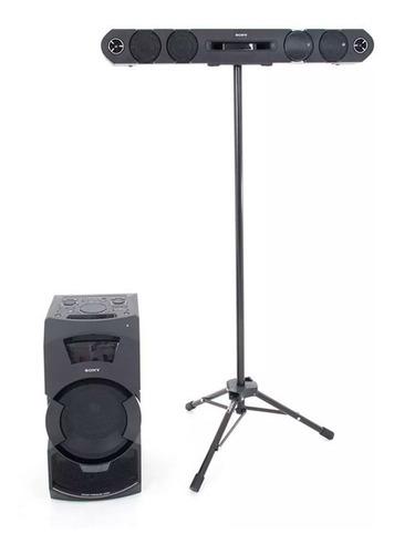 mini system flex super soundbar mhc-gt3d com bluetooth e nfc