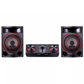 Mini System Lg 1800w Rms Bluetooth - Cj87.
