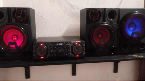 mini system lg 2250 w rms