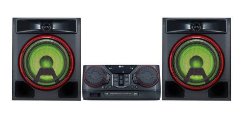 mini system lg 620w usb mp3 bluetooth cm5660