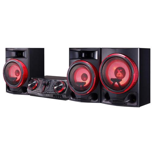 mini system lg cj88 xboom dual usb multi bluetooth 2250w