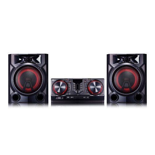 mini system lg xboom cj65 810w bluetooth