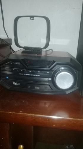 mini system philco  usb/cd/bluethooh