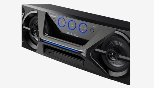 mini system sc-ua3lb-k bluetooth wireless panasonic