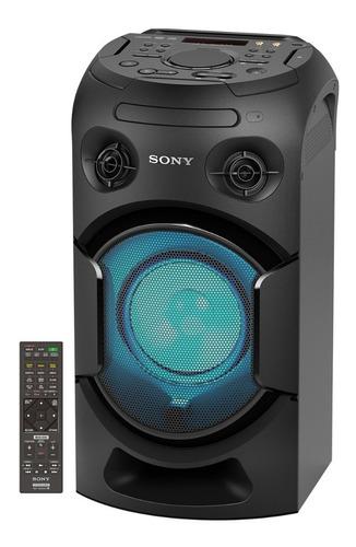 mini system sony mhc-v21d com mega bass usb bluetooth com nf