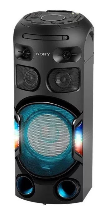 Mini System Sony Torre De Som Mhc-v42d Bluetooth Mp3 Usb