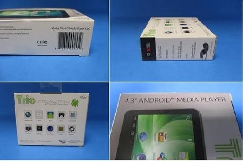 mini tablet niños 4.3  android4 1.2ghz 4gb expande32gb wifi