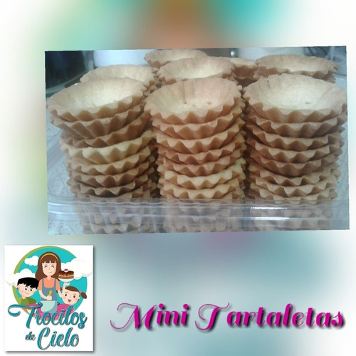 mini tartaletas shot brownie mini donas y mucho mas