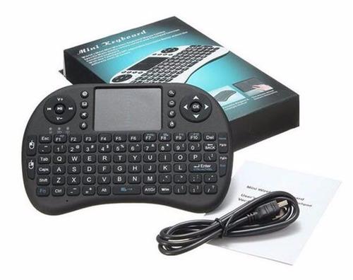 mini teclado inalámbrico para smart tv, ps3, ps4, windows