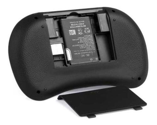 mini teclado inalámbrico touchpad smart tv pc xbox71527 gocy