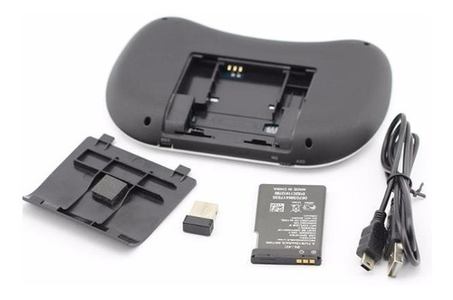 mini teclado inalambrico touchpad smart tv/pc/xbox