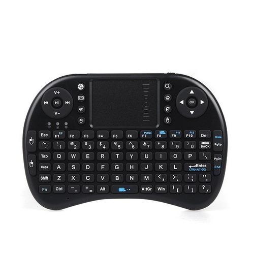 mini teclado sem fio wirele touch android tv box 4k 4. 5.1