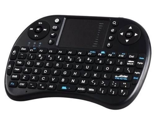 mini teclado sem fio wireless touch android tv box 4k 4. 5.1