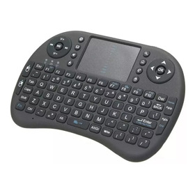 Mini Teclado Wireless Mouse Para Smart Tv/notebook/iPad
