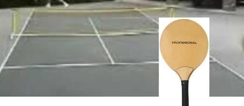mini tennis kit quadra portàtil praia/campo frete gratis