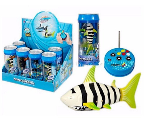 mini tiburón control remoto - mini shark  rc - oferta