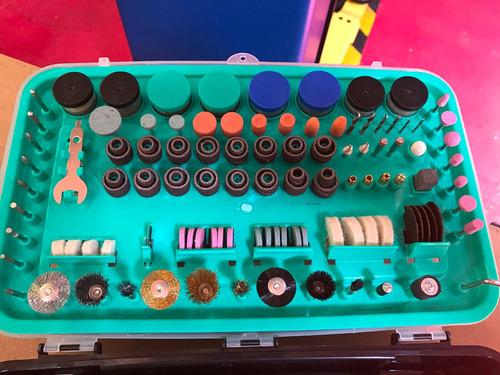 mini torno eléctrico 388 piezas