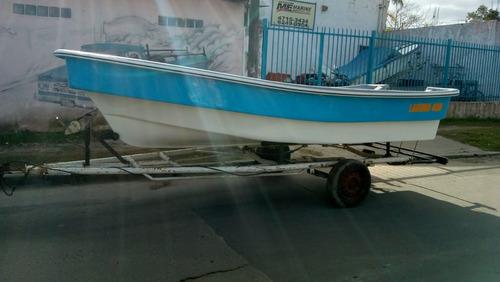 mini tracker 450 pescador laguna mar