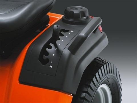 mini tractor 18 hp de corte 42 pulgadas automatico husqvarna