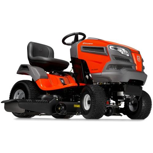 mini tractor 24 hp corte 54 pulgadas automatico husqvarna