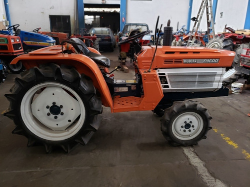 mini tractor agricola minero kubota b1600dt 4x4 diésel 20hp