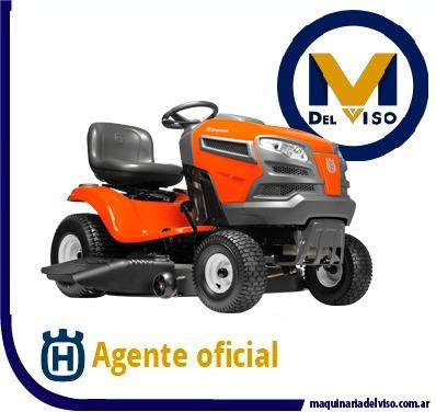 mini tractor husqvarna 22hp 12 sin interés dto efectivo maqu