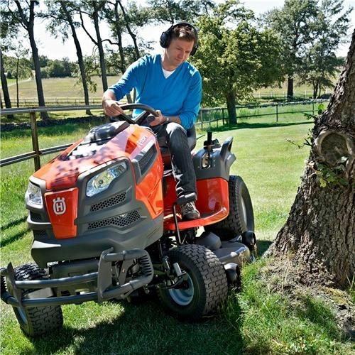 mini tractor husqvarna lth1842