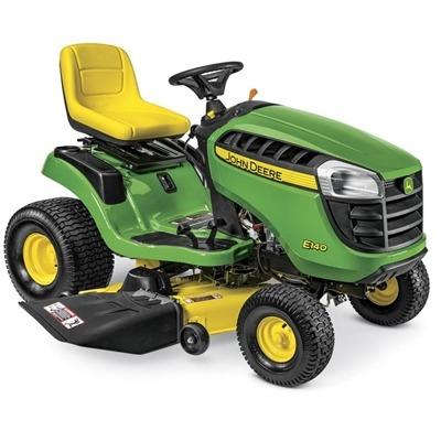 mini tractor john deere e140 22hp 48 corte hidrostatico