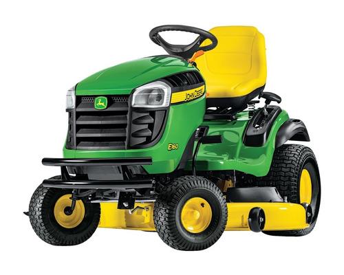 mini tractor john deere e140 22hp 48pulg.
