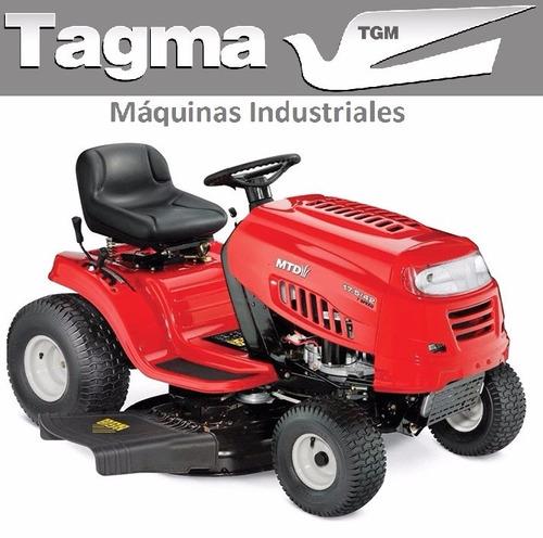mini tractor mtd n775 briggs&stratton 17,5hp 42  1,07mt