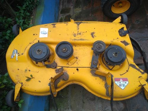 mini tractor poulan 19hp 46