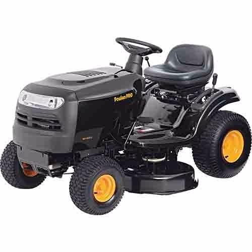 mini tractor poulan pro 15,5hp 500cc ancho 42 1,07mt usa