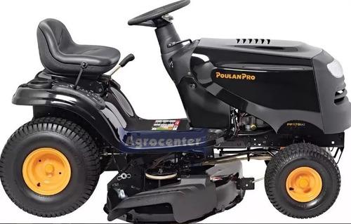 mini tractor poulan pro 17,5 hp cortacesped