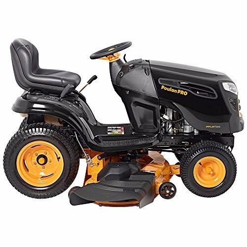 mini tractor poulan pro 17.5hp 42 1,07mt usa
