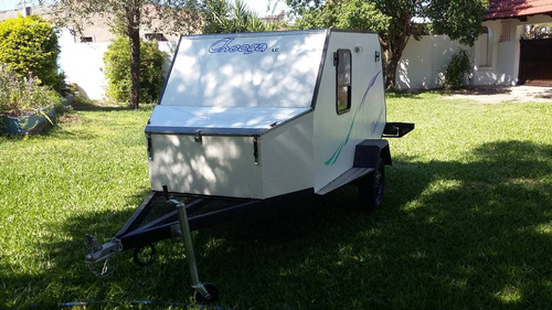 mini trailer rodante cheoga