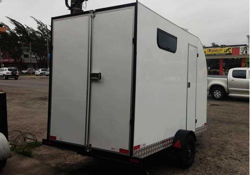 mini trailer, trailer
