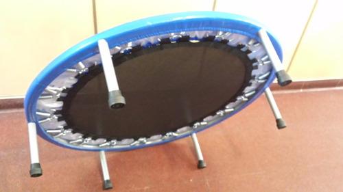 mini tramp trampolin saltarina de 1m de diam. importador