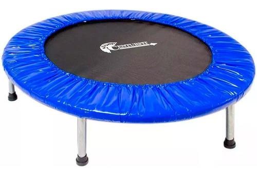 mini trampolin brincolin fitness ejercicio deporte 1 metro